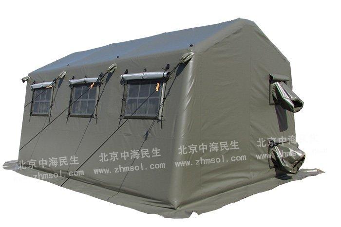 武警帐篷1