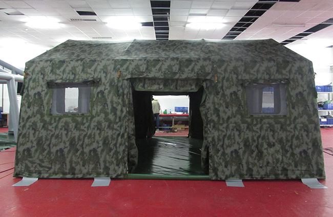 数码迷彩充气帐篷2