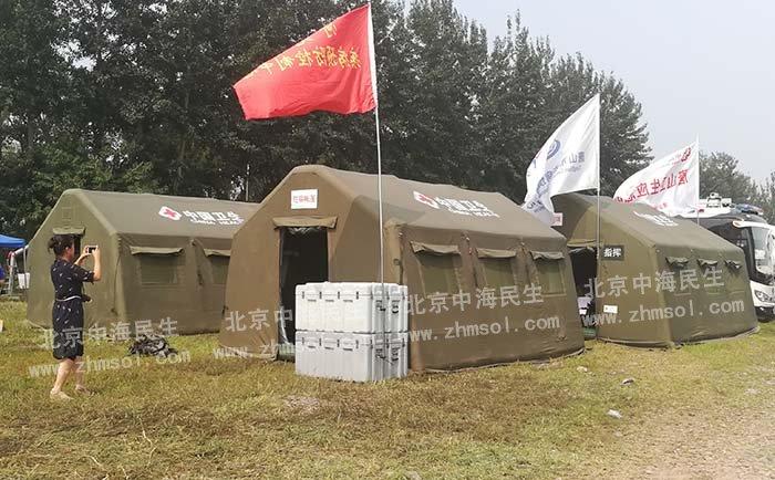 医疗卫生充气帐篷1