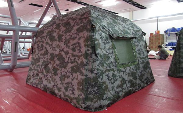户外充气帐篷