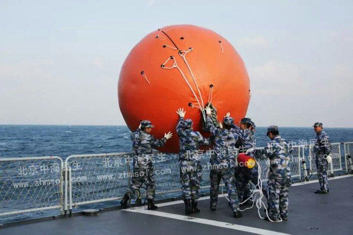 充气海军球1