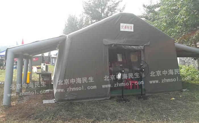 厨房炊事充气帐篷2
