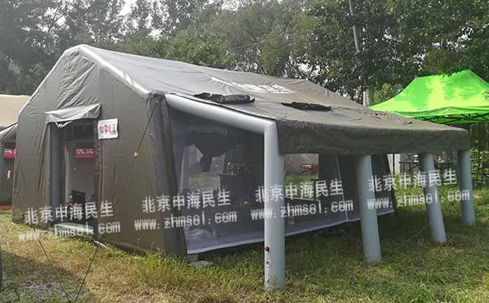 厨房炊事充气帐篷3