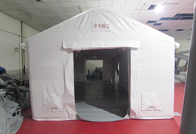 大型医疗中央帐篷