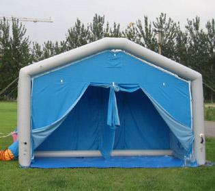 洗消充气帐篷